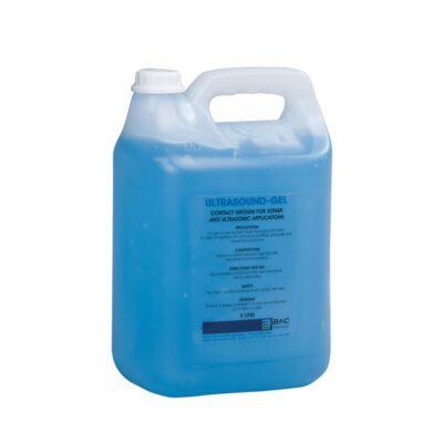 Ultrasound Bottle 5L (Blue)