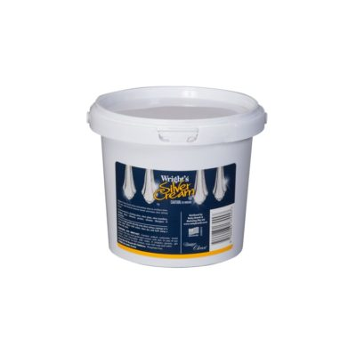 Wrights Silver Cream - 1Kg (Rb)